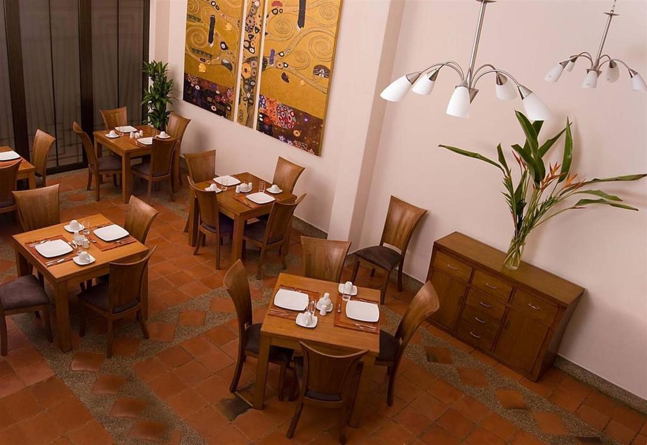 Comedor, Hotel Casa Deco, Bogotá, Colombia.jpg