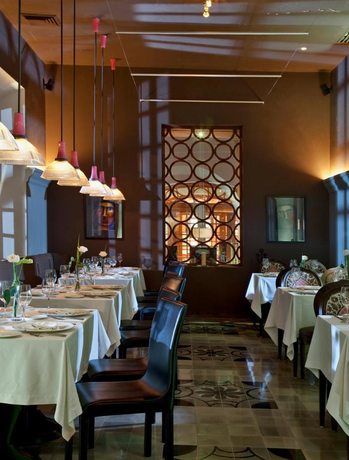 Restaurant, Rosas & Xocolate Boutique Hotel + Spa, Mérida, Mexico