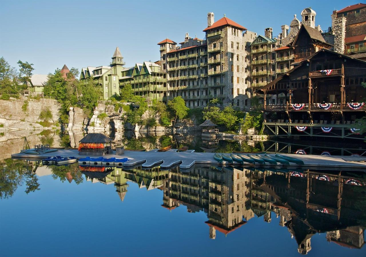 Mohonk Mountain House Day Trip
