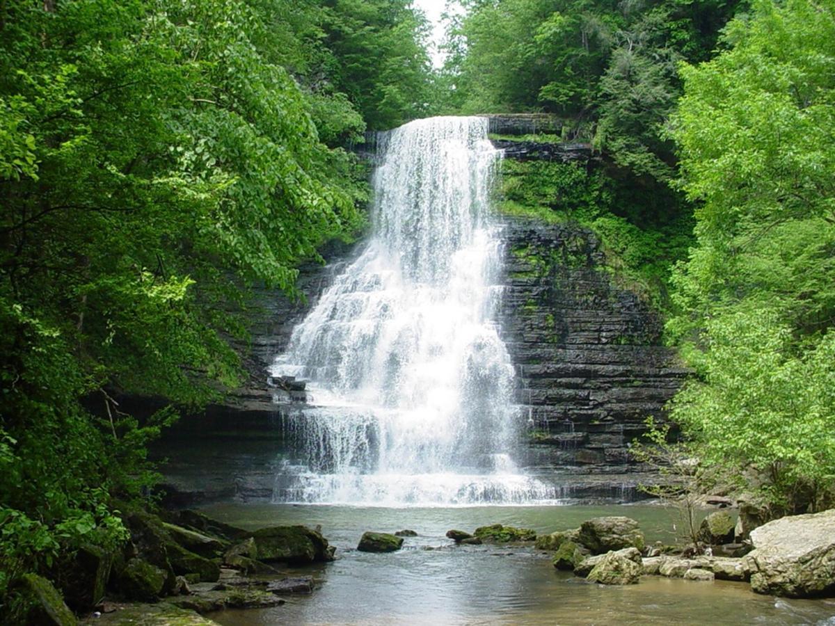 Carmac Falls