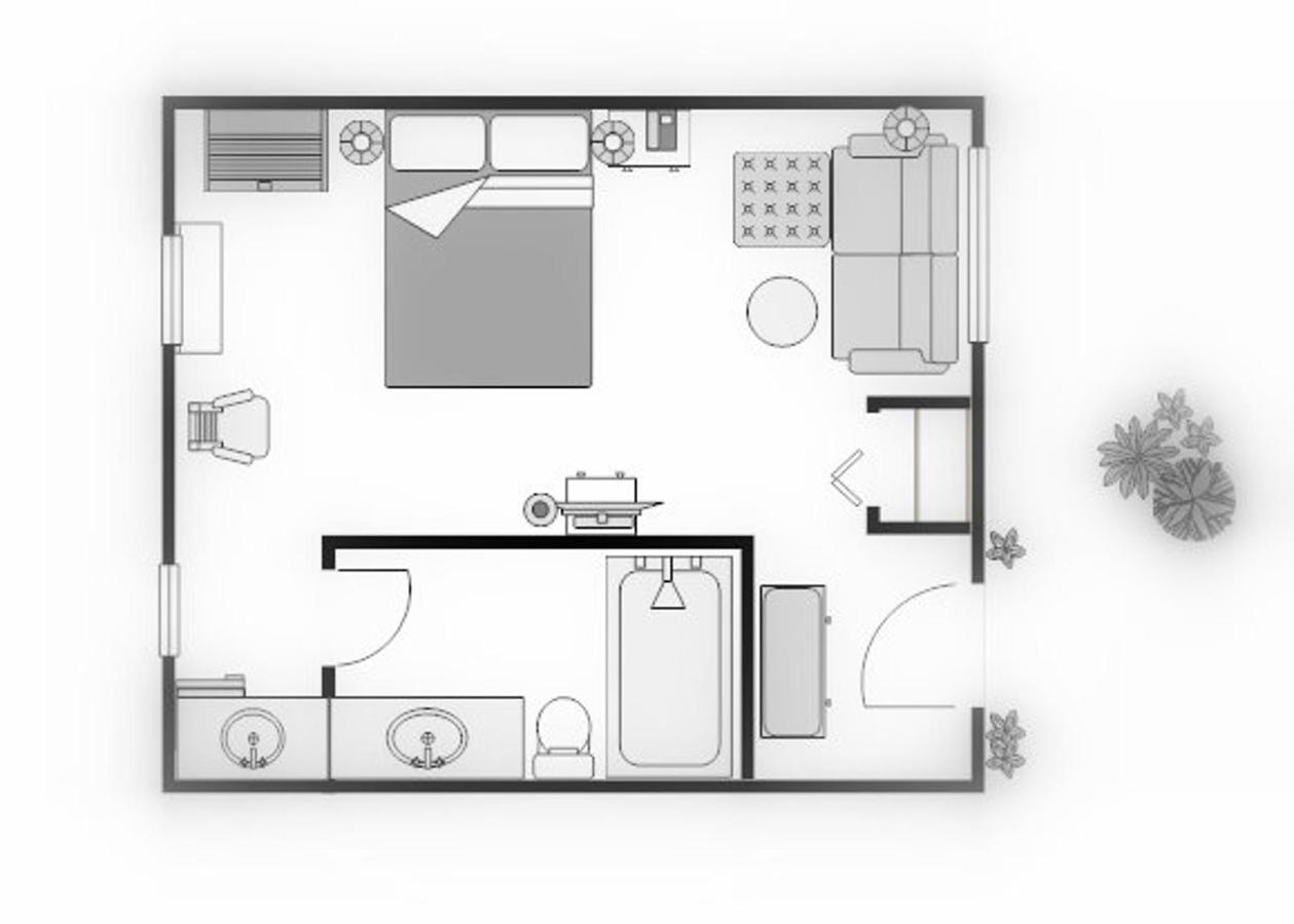 Queen bedded room - floor plan.jpg