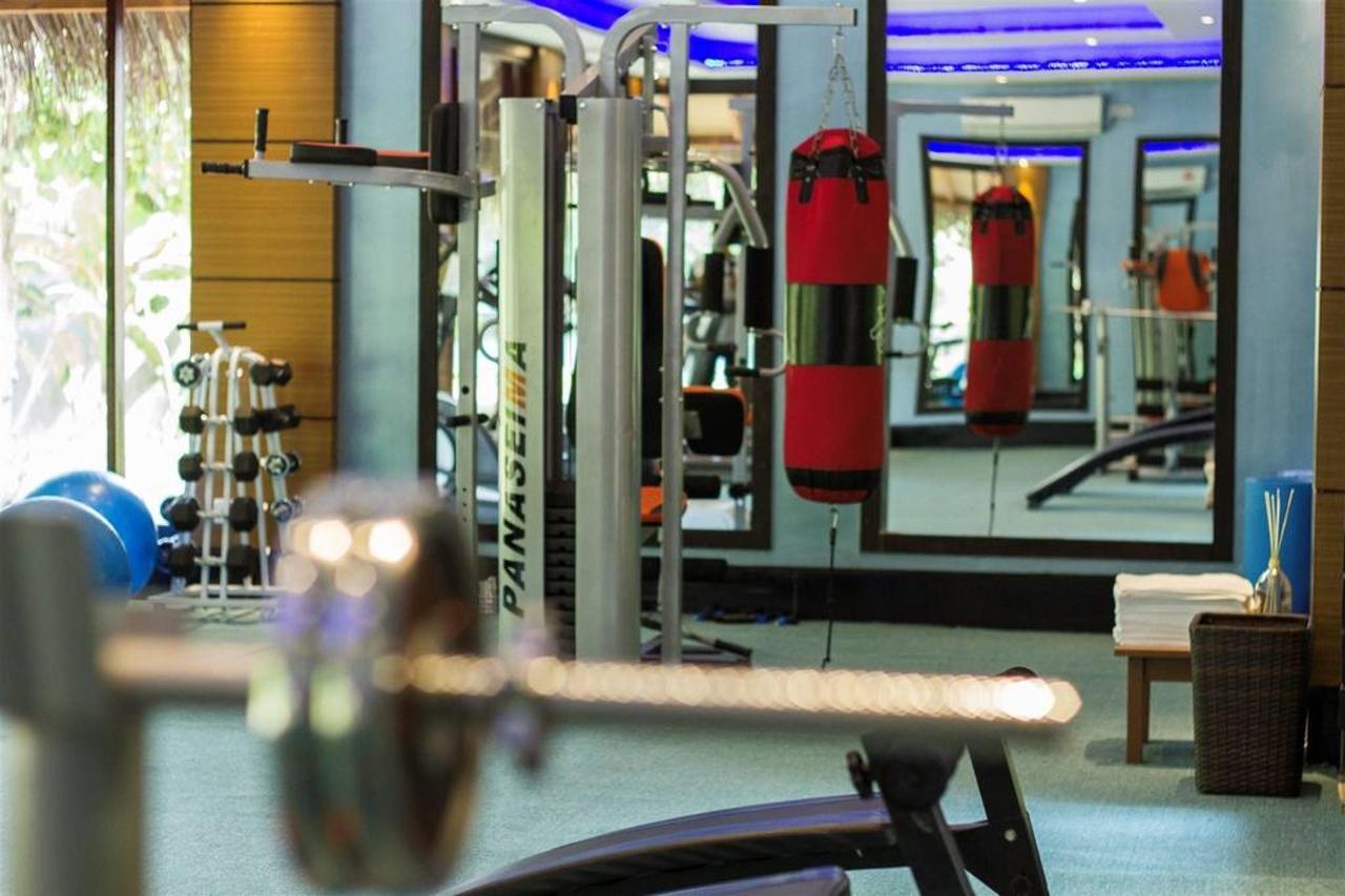 Spa & Gym