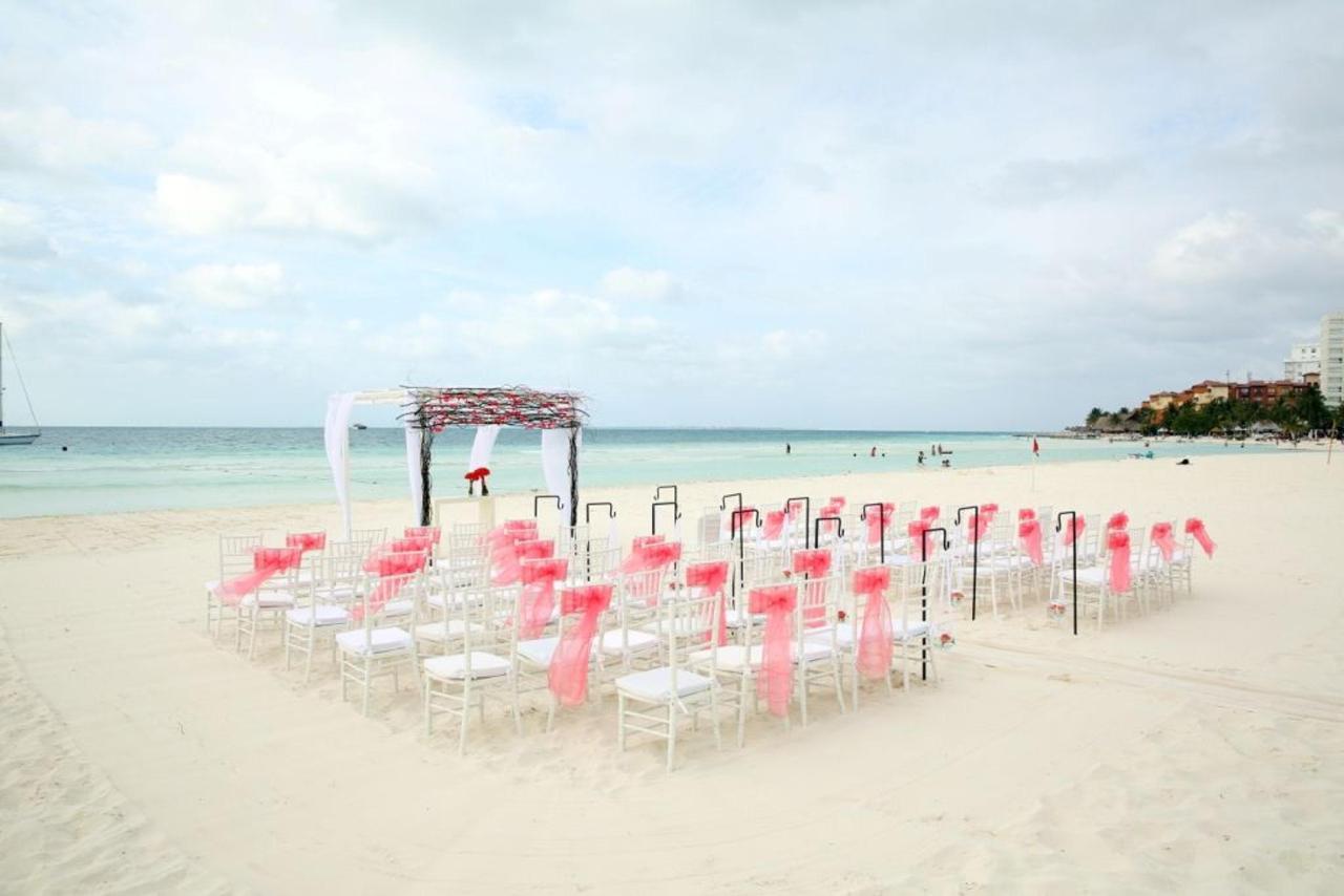 Bodas, Hotel Presidente InterContinental Cancun, Mexico