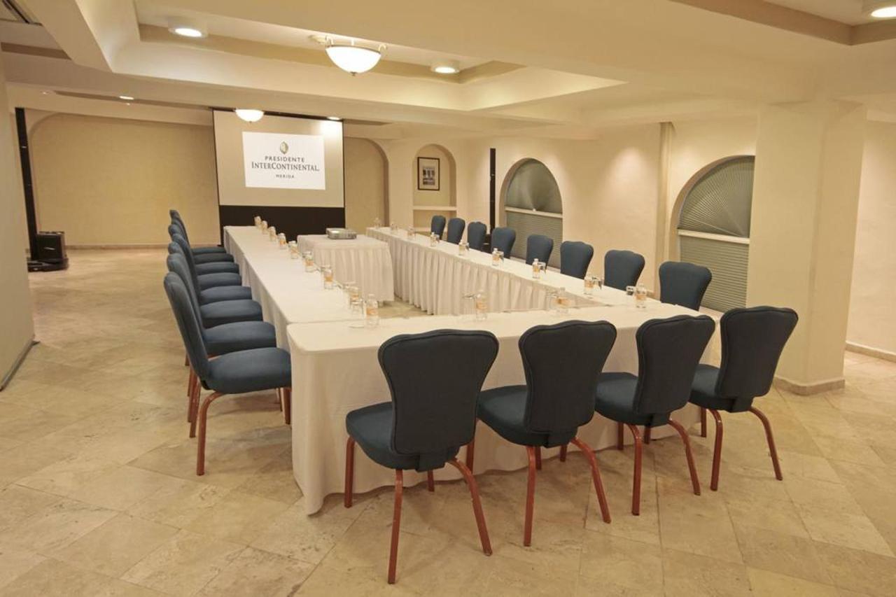 Salón Coloniales Merida, El Hotel, Presidente® InterContinental® Villa Mercedes Mérida, Mexico.jpg