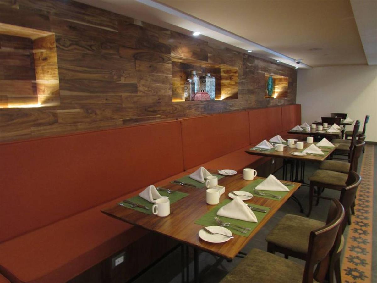 Restaurantes, El Hotel, Presidente® InterContinental® Villa Mercedes Mérida, Mexico.jpg