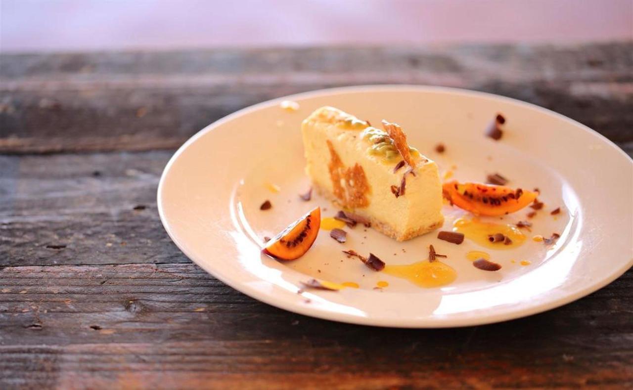 Passion fruit parfait chocolate orange and passion fruit reducti....jpg