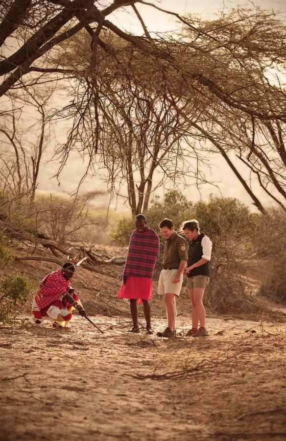 Explore the African wilderness on a walking safari with your Sam....jpg
