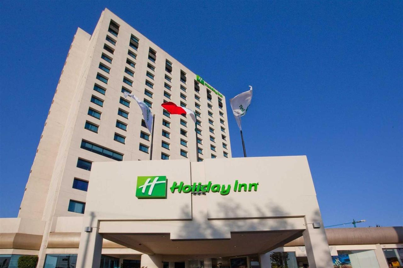 Fachada, Holiday Inn puebla la noria.jpg
