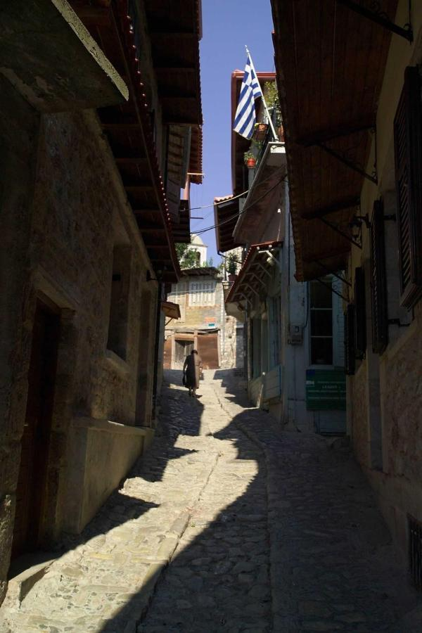 The alley to Proselinos