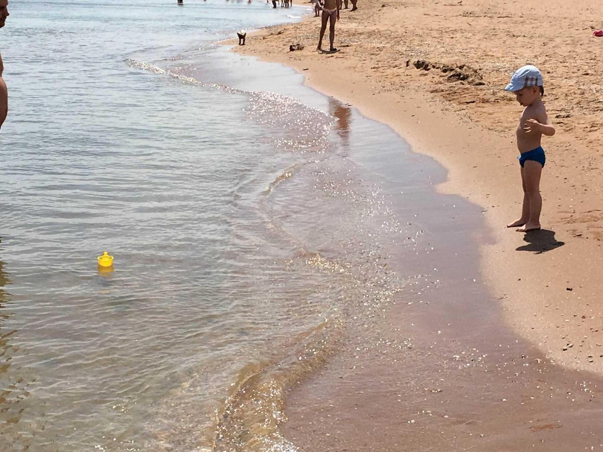 Наше море идеально для ваших детей