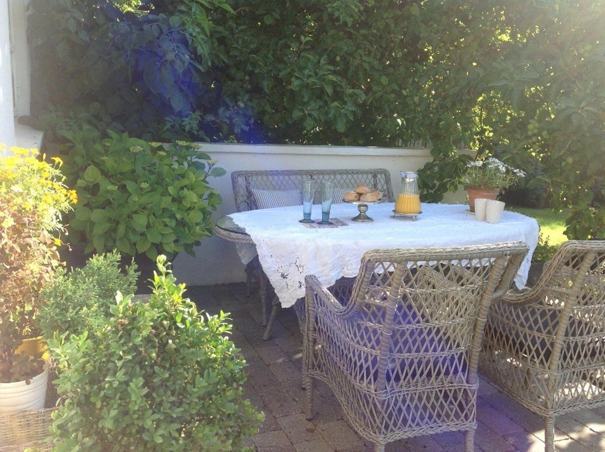 frukost terrass