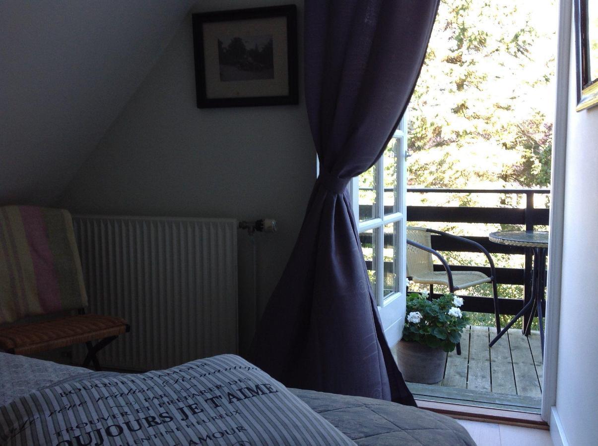 Queen room balkong