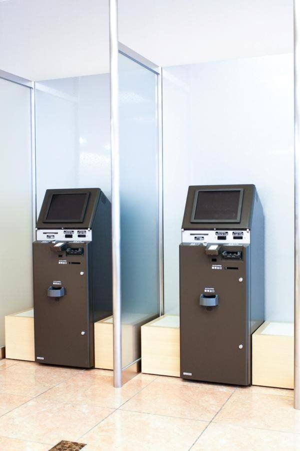 Automatic Adjustment Machine (For check-in/out)
