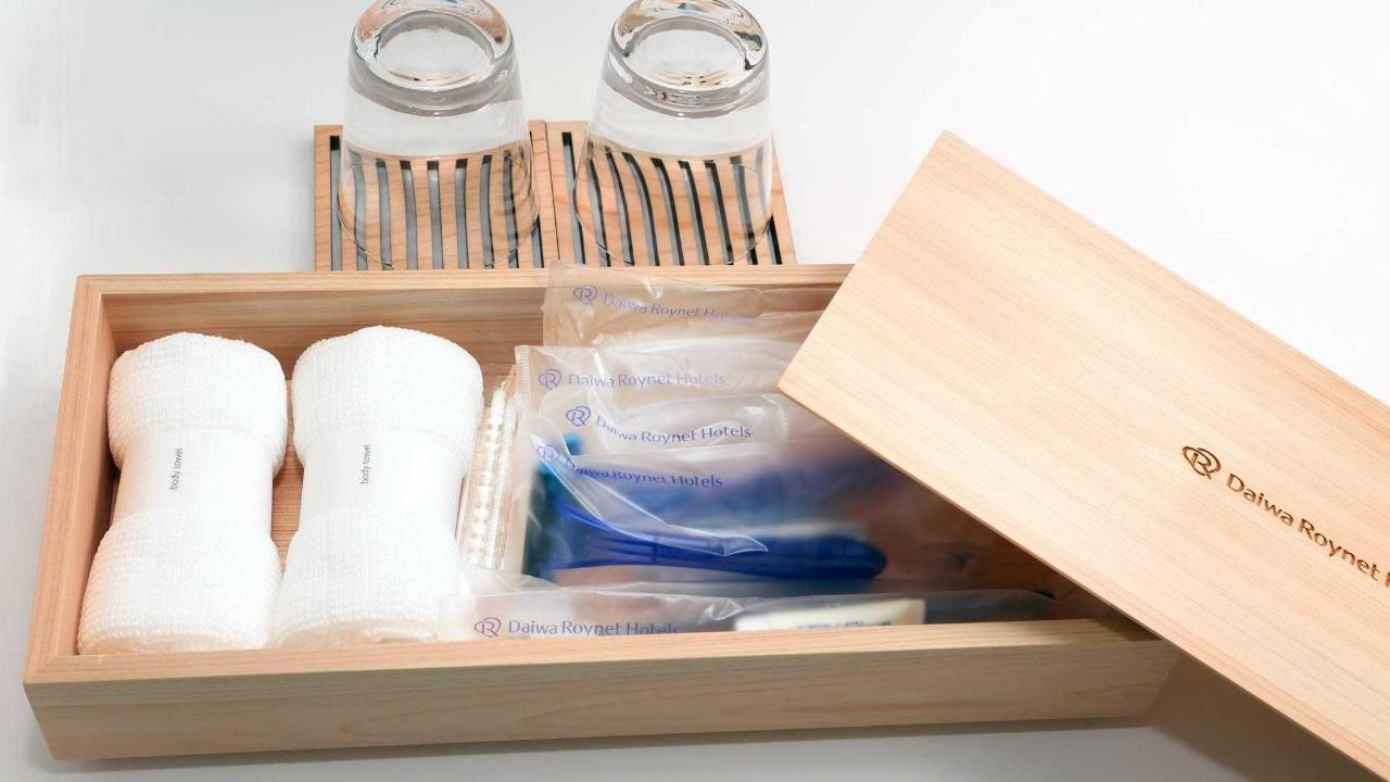 Amenities and toiletries