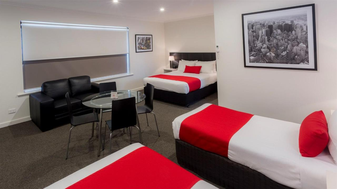 Deluxe Family - The newly renovated Deluxe Family rooms offer value and comfort to those travellers seeking quality accommodation and accommodating up to 4 guests .jpg