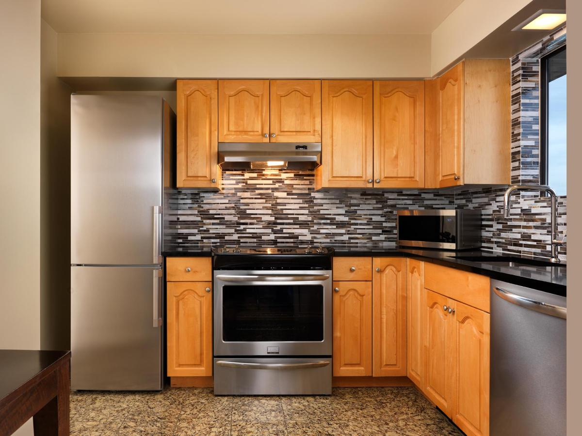 Kitchen of one bedroom Penthouse.jpg