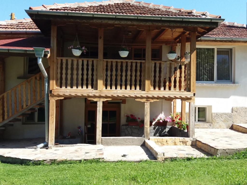 Къща за гости Аладин