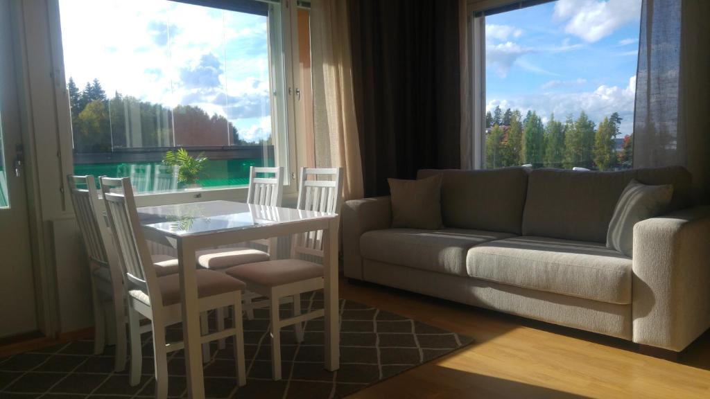 Pähkinäpuisto Apartments