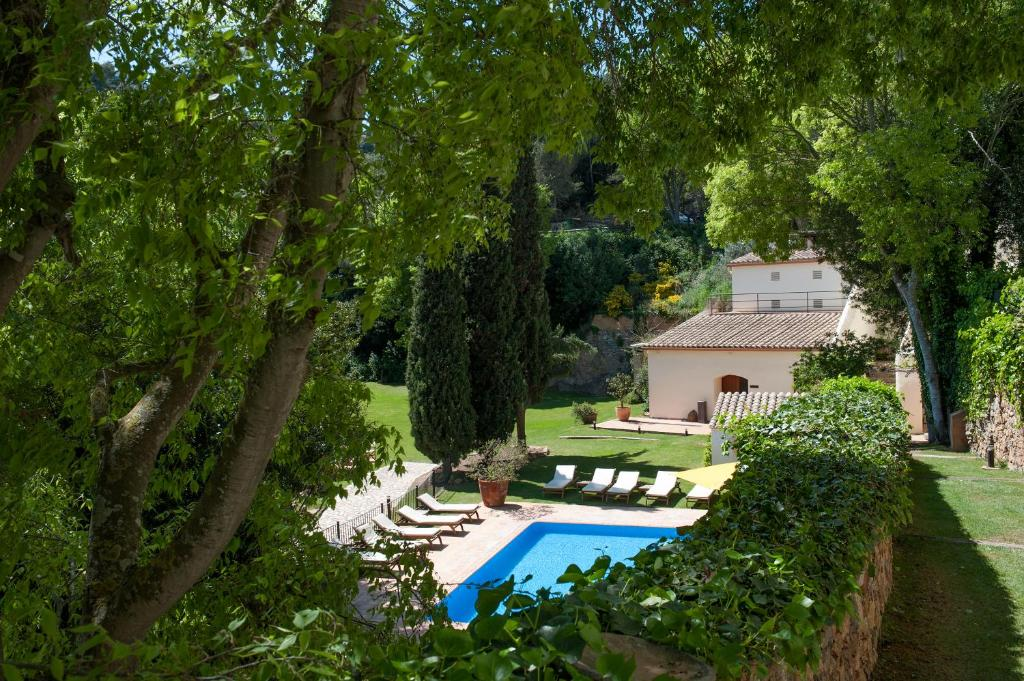 boutique hotels in begur  111