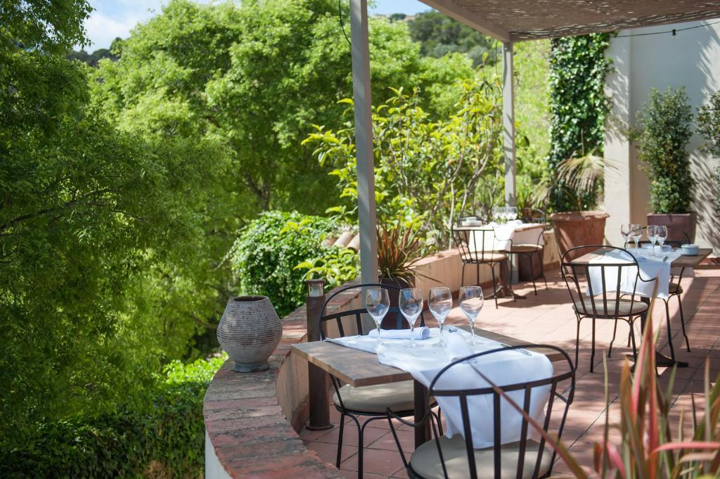 boutique hotels begur  151