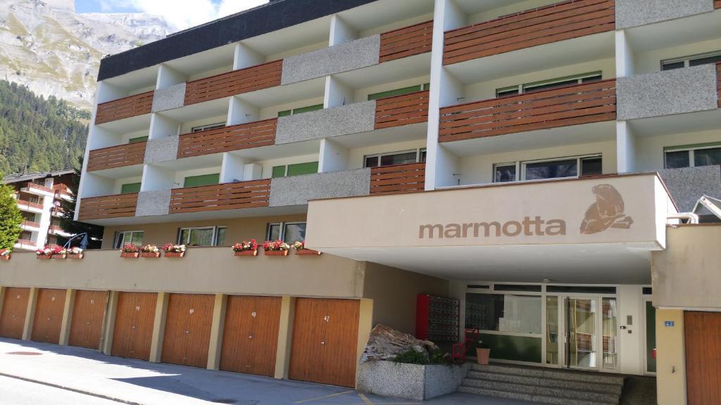 Haus Marmotta