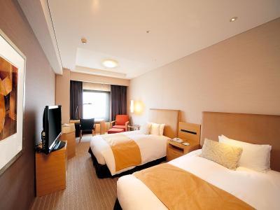 more details of Akita Castle Hotel(秋田城堡酒店) | Akita, Japan(日本秋田縣)