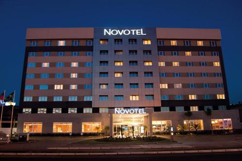Excelente Hotel Novotel Porto Alegre Aeroporto