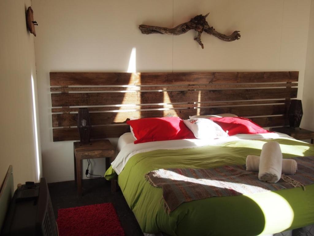 Camera Matrimoniale Doppia Con Letti Singoli.Wild Hostel Sito Ufficiale Ostelli A Puerto Natales