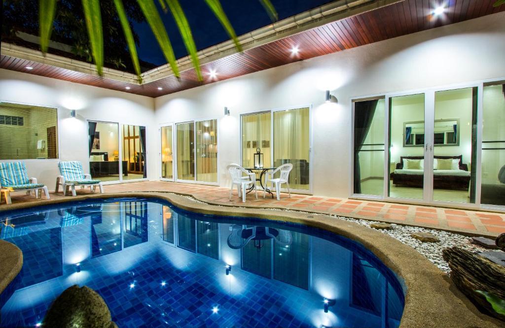 Tortuga Villas Pattaya Site Officiel Villas A Pattaya Sud