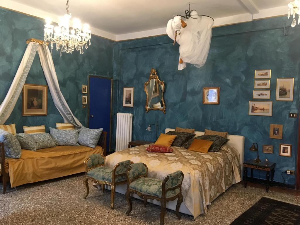 La Chambre D\'Ella – Venedig – Italien