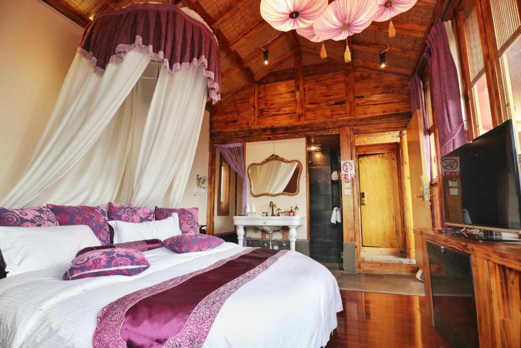 Letto Rotondo Calice.Lijiang Spiritual Utopia Hotel Sito Ufficiale