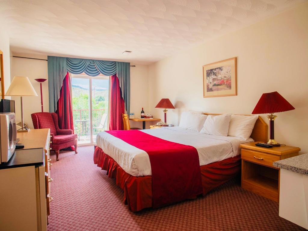 Country View Motor Inn - Site officiel - Motels à Kamloops