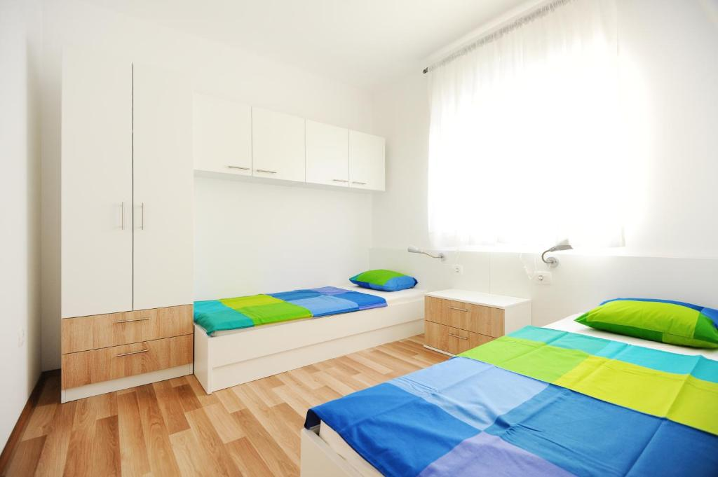 Apartmen 2 Bilik Tidur Dengan Balkoni