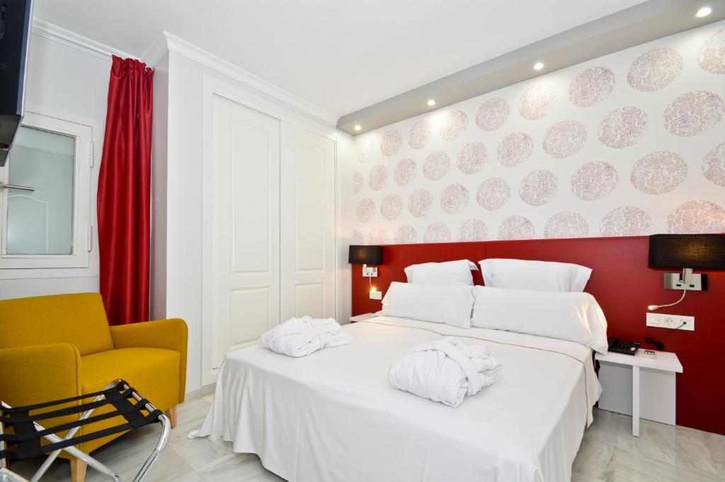 The Zentral Arenal Suites - Sito ufficiale   Appartamenti a Siviglia