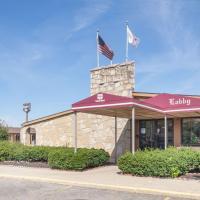 Knights Inn Toledo West(托莱多西骑士旅馆)
