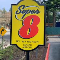 Super 8 by Wyndham SeaTac Airport