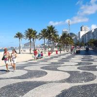 Copacabana Beleza natural
