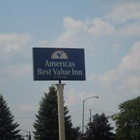 Americas Best Value Inn Maumee/Toledo(美洲最佳价值旅馆莫米/托莱多)