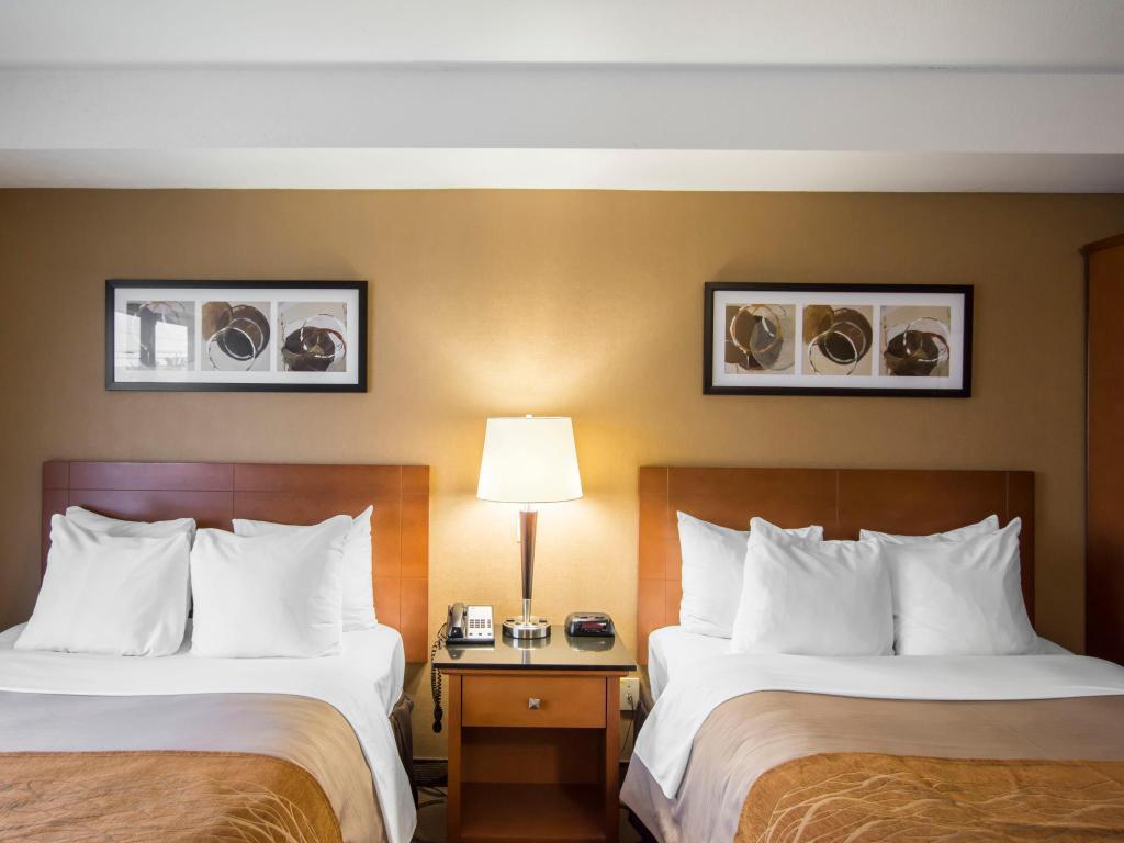 Comfort Inn Airport East Site Officiel Hotels A Quebec