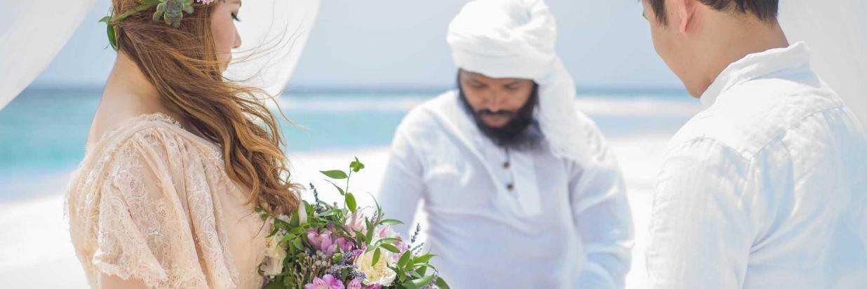 Sandbank wedding, Coral Reef View Inn, Ukulhas.jpg