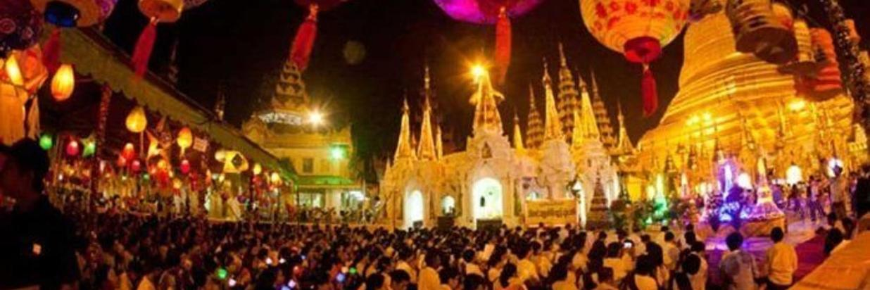 Tazaungmone Festival