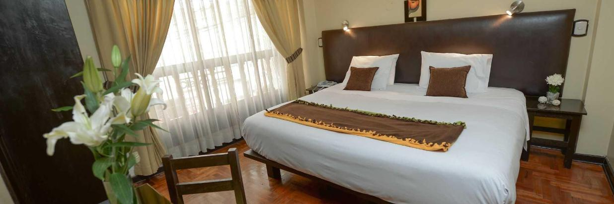 Hotel en Cusco_ Tecte guest house_ habitacion matrimonial 4