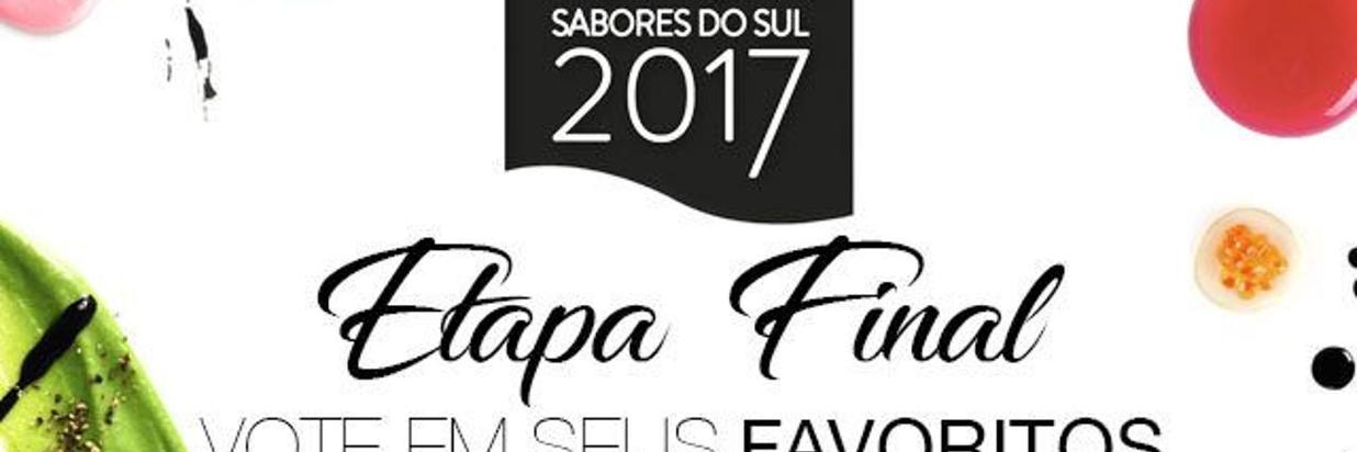 Villa Michelon na etapa final do Prêmio Revista Sabores do Sul