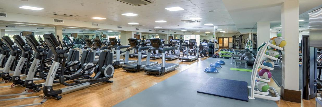 Gym And Fitness Classes Near Birmingham The Belfry