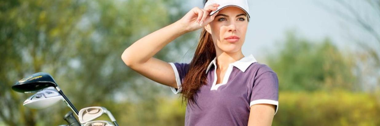 Ladies Getting into Golf