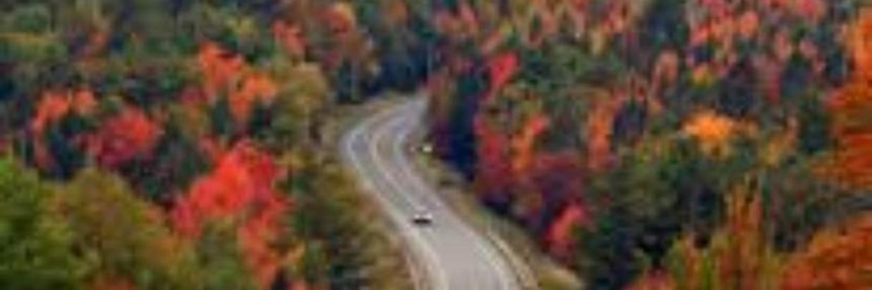 Best Fall Color Drives Near Boothbay Harbor - Maine Free Night!!