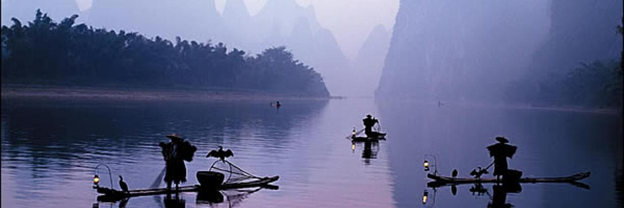 { Li River Driftage and Xing Ping Old Town }