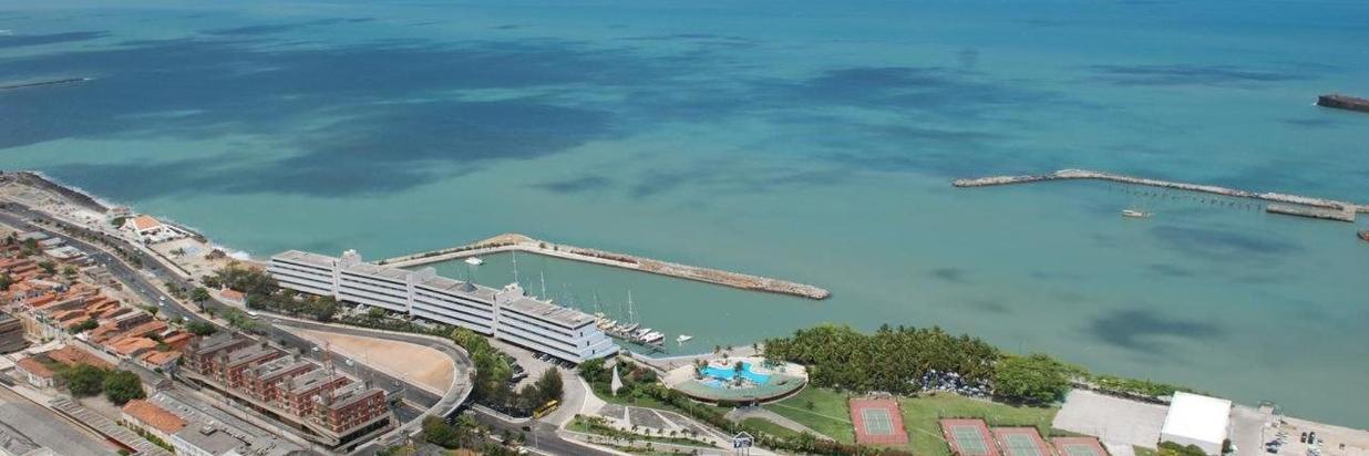 Marina Park Hotel Beira Mar Fortaleza Brasil