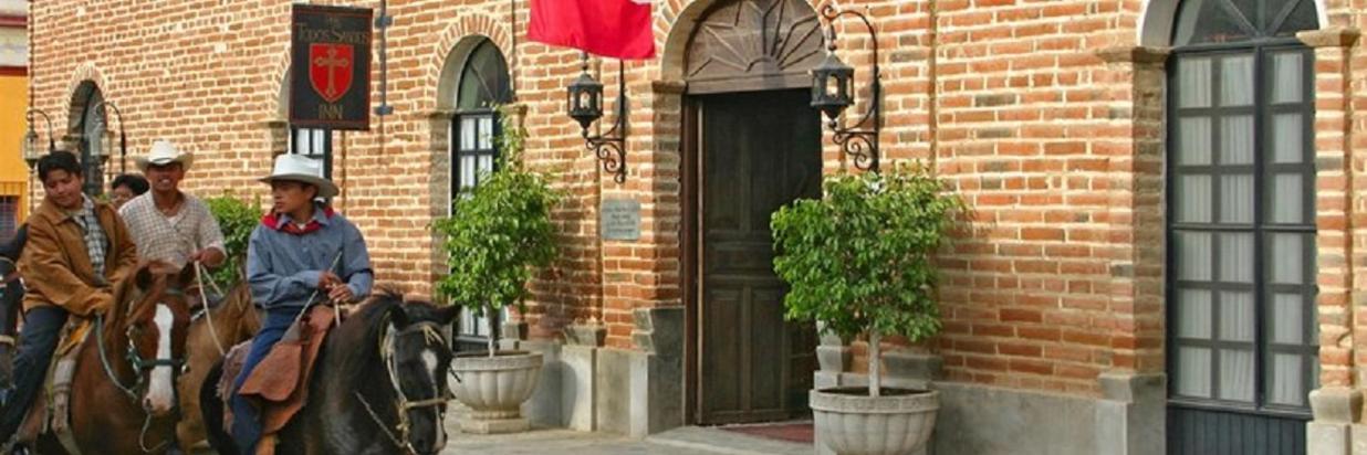 L'unique hôtel historique de Todos Santos