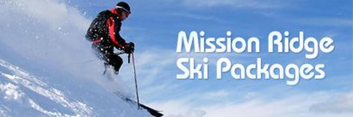 Mission Ridge Ski Package